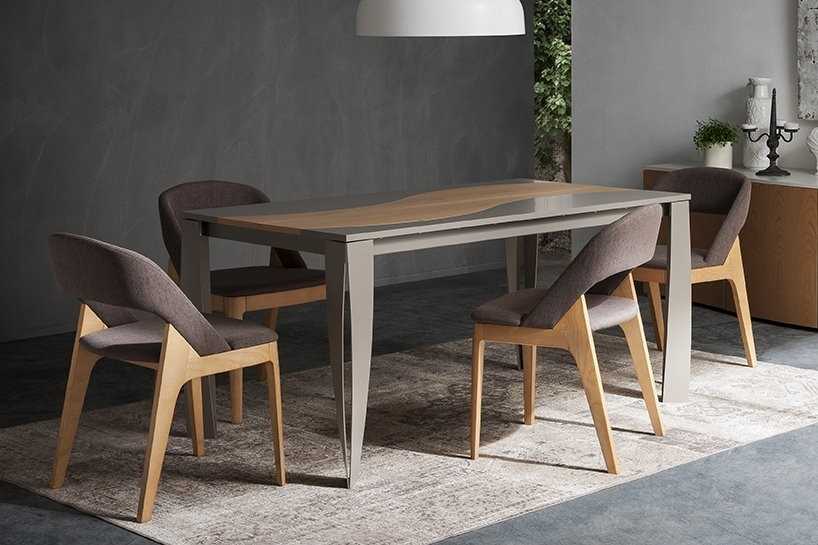Napol tavolo slalom rettangolari tavoli a prezzi scontati for Tavoli per sala da pranzo moderni