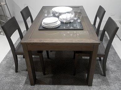Occasione tavolo sedie tavoli a prezzi scontati for Sedie on line outlet