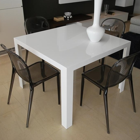 Tavoli Di Design Outlet Of Offerta Outlet Invisible Table Di Kartell Tavoli A
