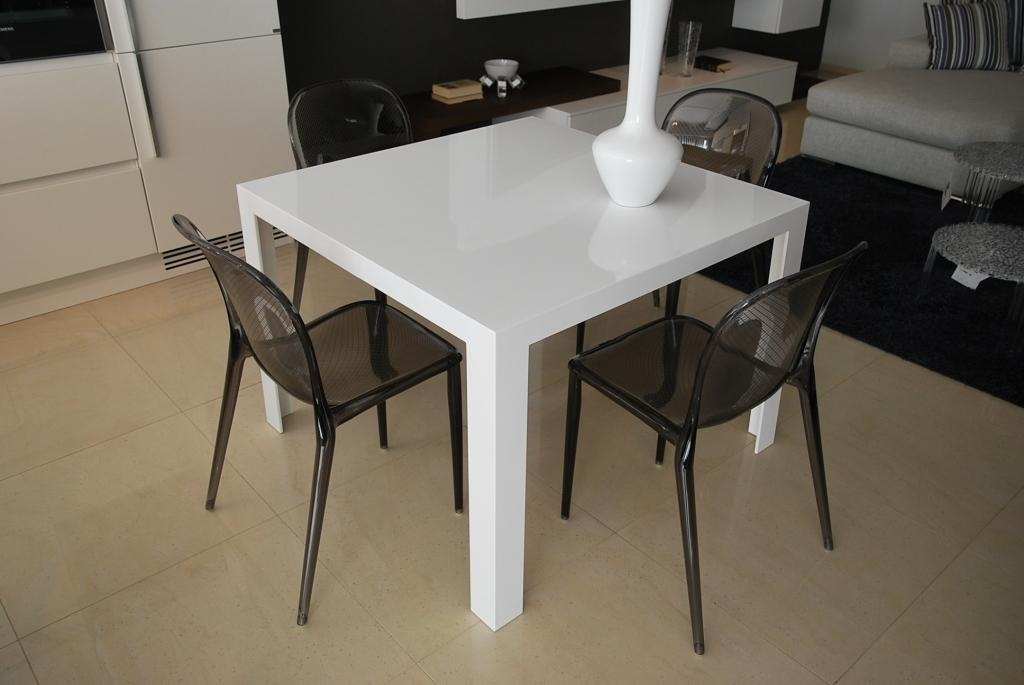 offerta outlet invisible table di kartell tavoli a