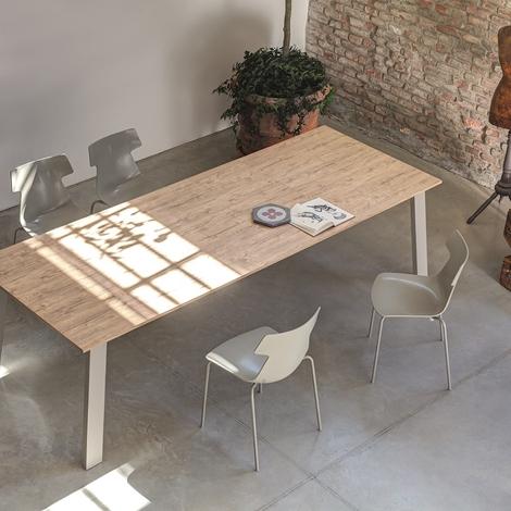 Offerta per un tavolo 160x90 allungabile a 230x90 tavoli for Tavolo allungabile offerta