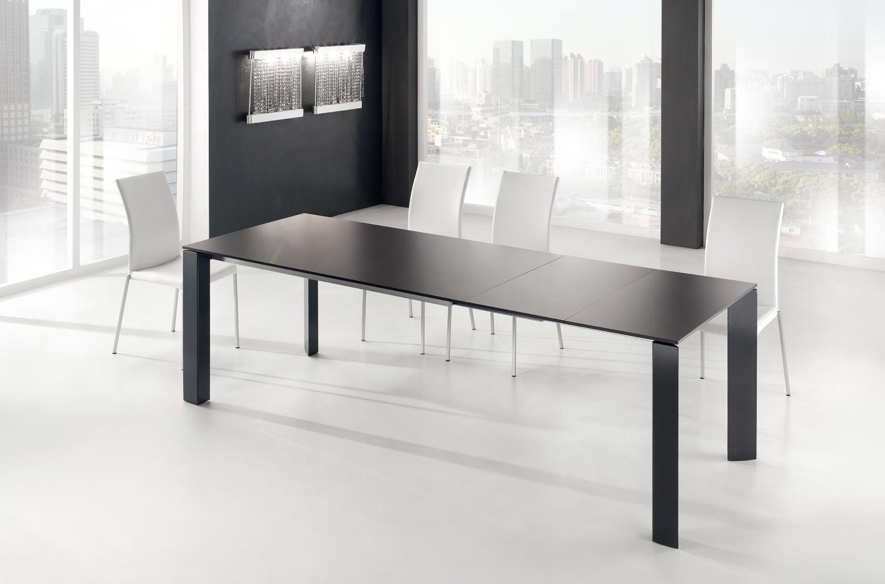 Offerta tavolo allungabile con struttura e piano in for Tavolo allungabile offerta