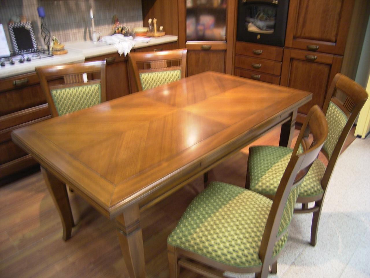 Offerta tavolo e 4 sedie tavoli a prezzi scontati for Tavoli in offerta