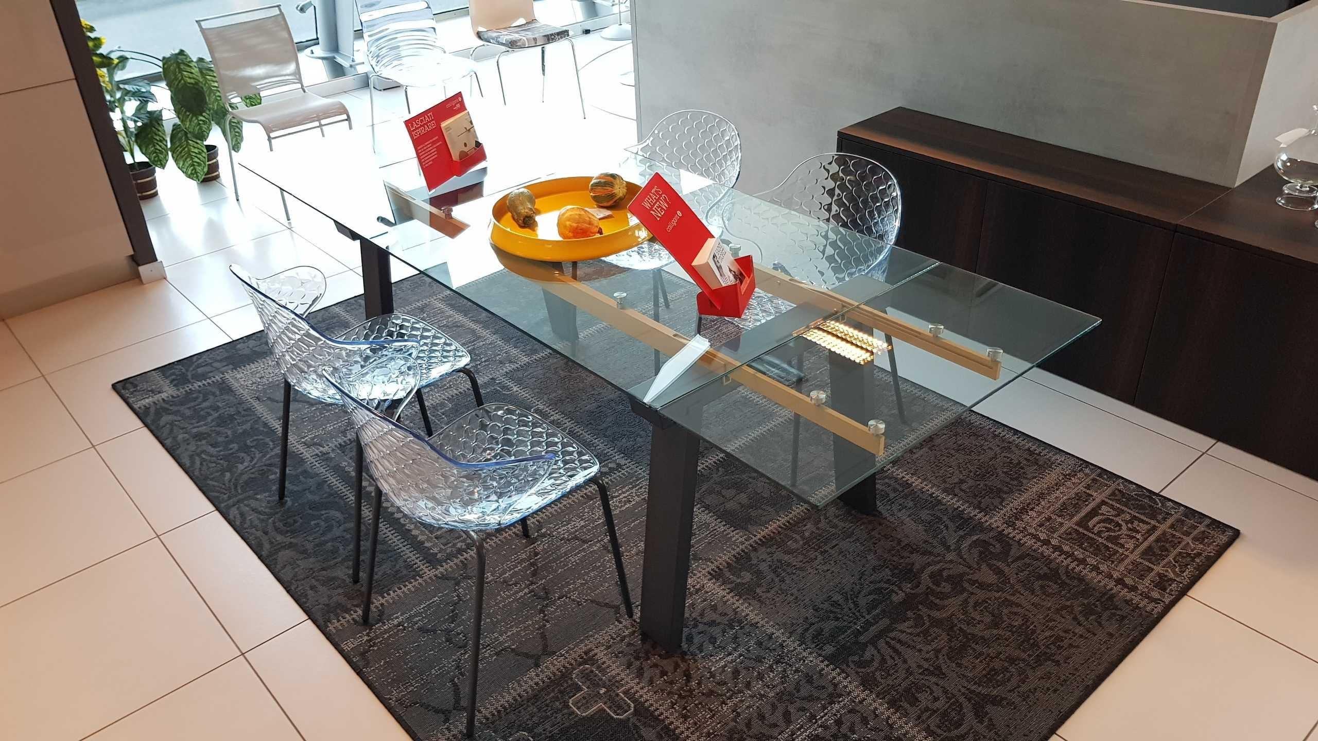 Outlet tavolo calligaris levante in offerta tavoli a for Outlet tavoli