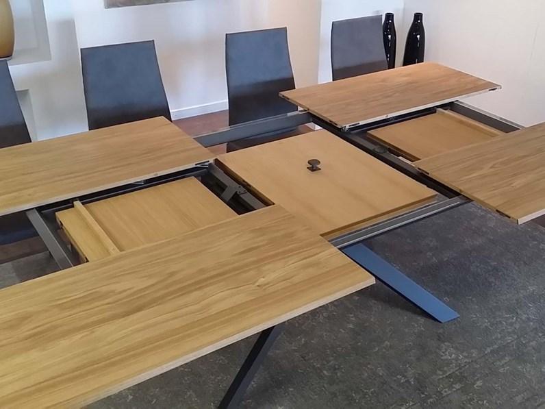 Outlet tavolo ozzio 4x4 t240 - Tavoli pranzo design outlet ...
