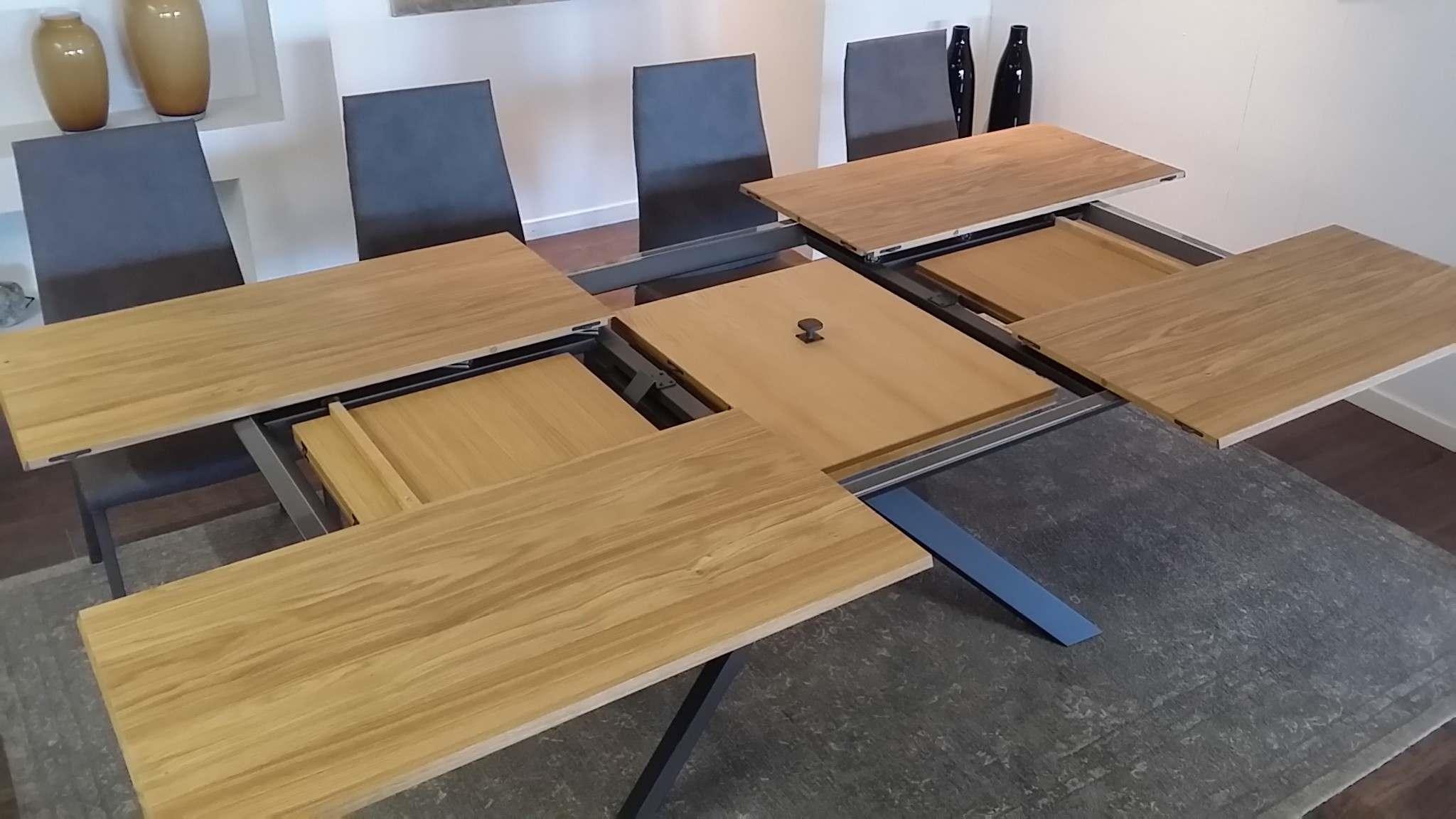 Outlet tavolo ozzio 4x4 t240 tavoli a prezzi scontati for Tavoli design outlet