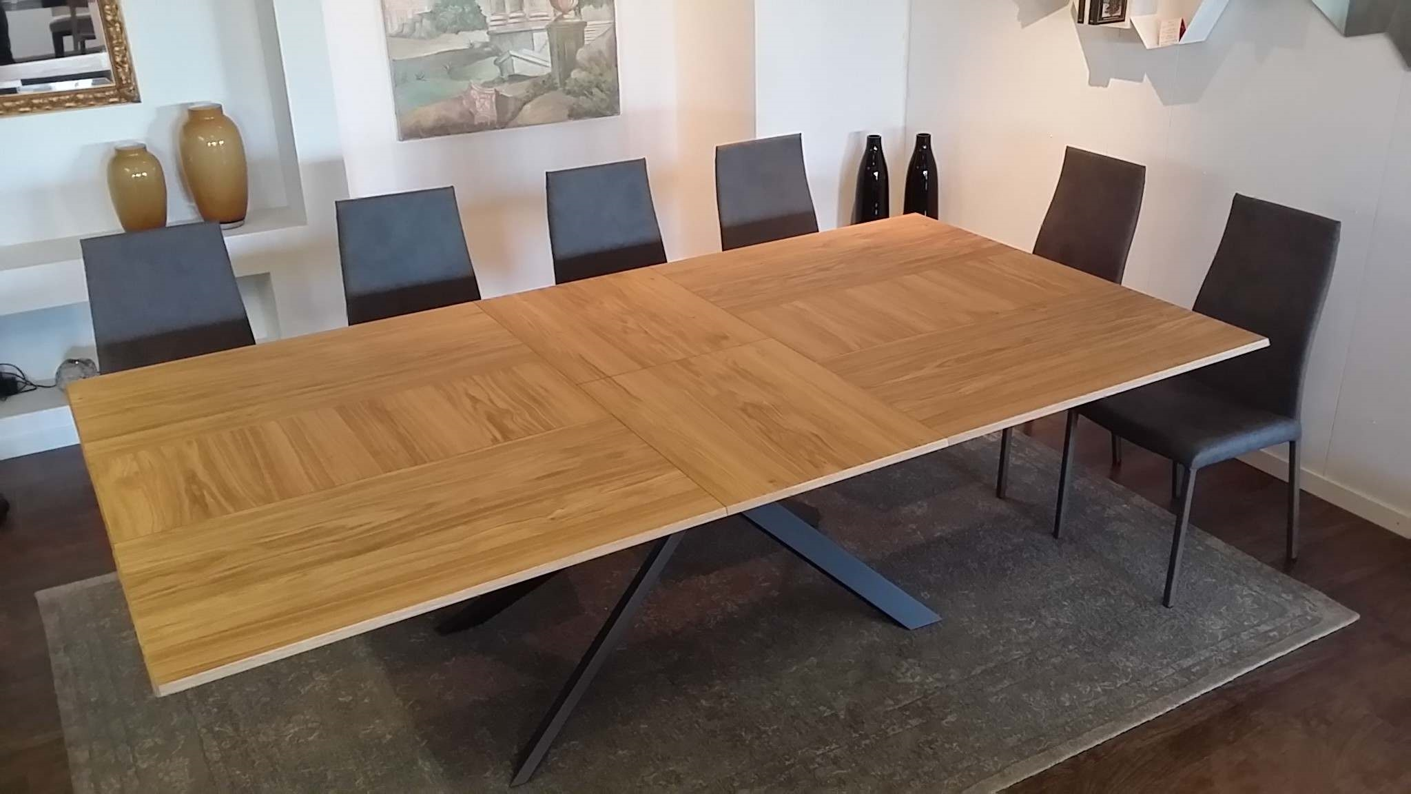 Outlet tavolo ozzio 4x4 t240 tavoli a prezzi scontati for Tavolo eclipse di ozzio design