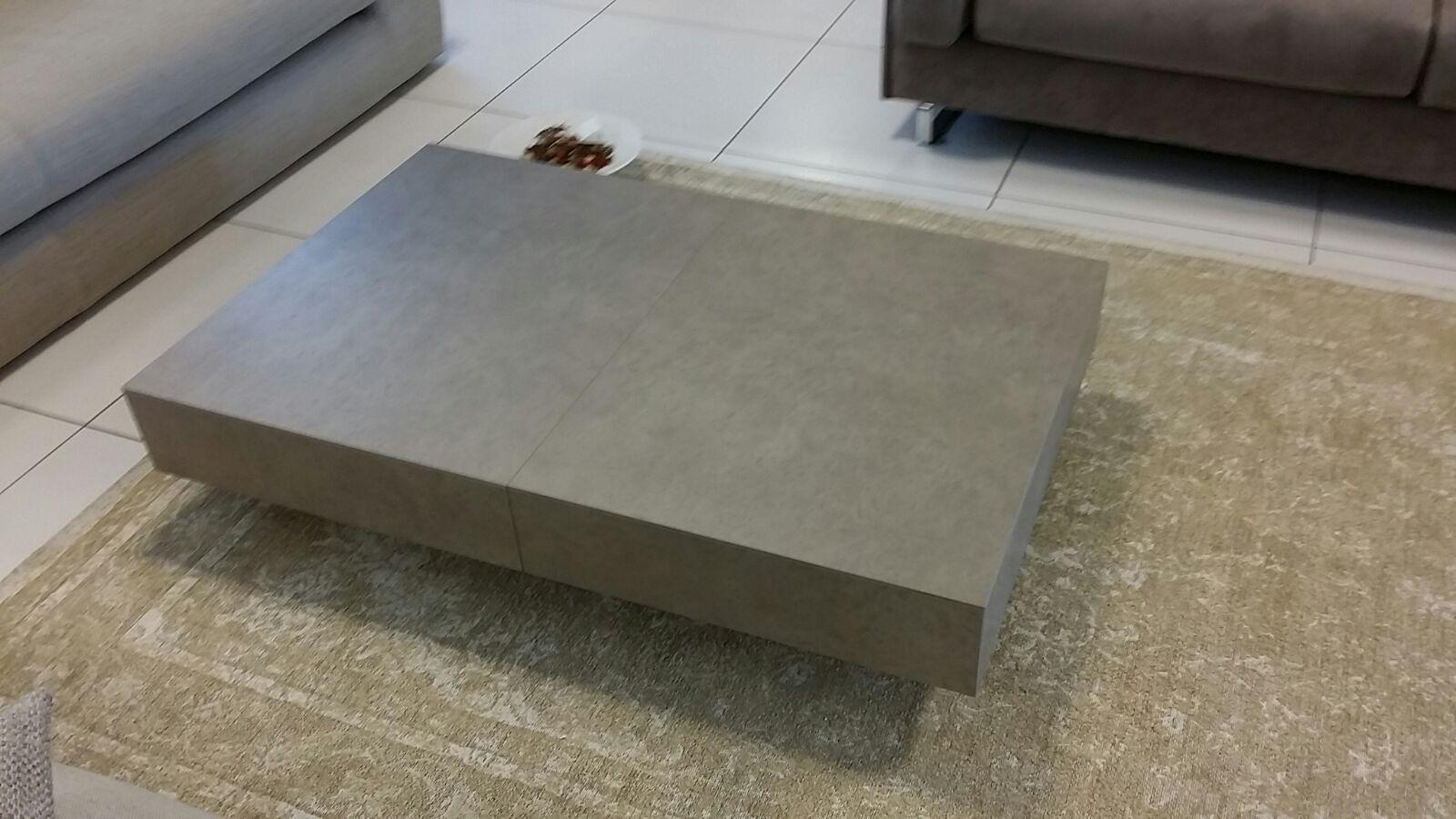 Outlet tavolo ozzio box t110 piombo tavoli a prezzi scontati - Tavolo box ozzio ...