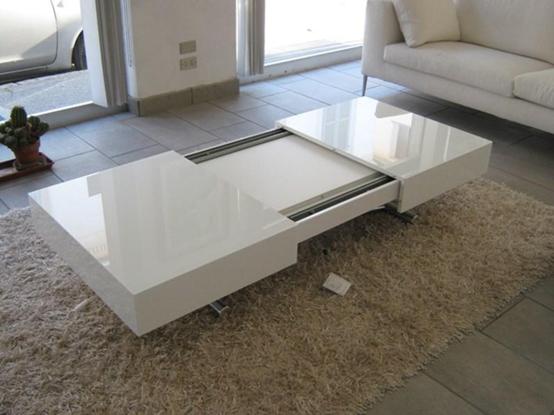 Tavolo saliscendi box scontato for Outlet tavoli moderni allungabili