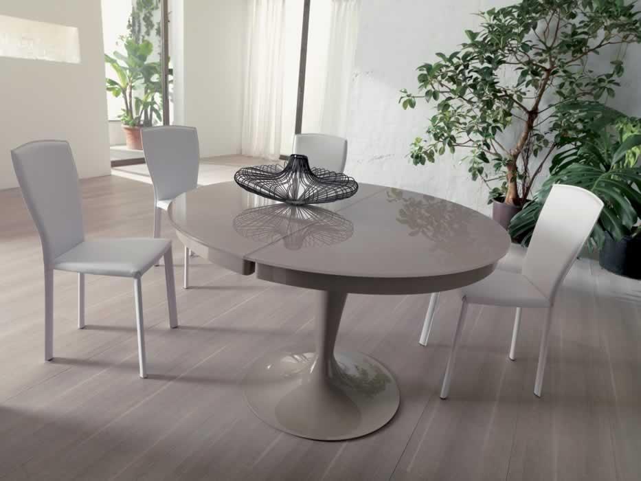 tavoli soggiorno allungabili: tavoli da soggiorno in legno tavolo ... - Tavolo Cucina Rotondo