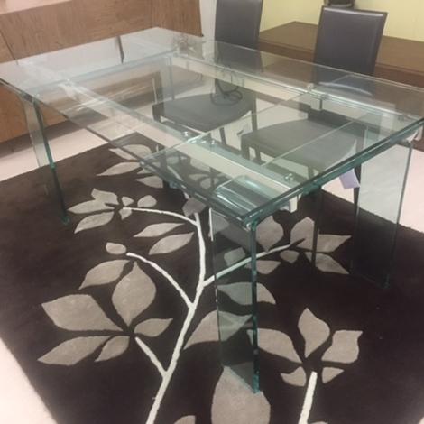 Riflessi tavolo plano rettangolari allungabili tavoli a - Tavolo corner riflessi prezzo ...