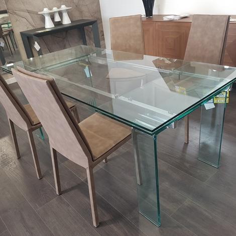 Riflessi tavolo plano scontato del 35 tavoli a prezzi - Tavolo riflessi prezzi ...