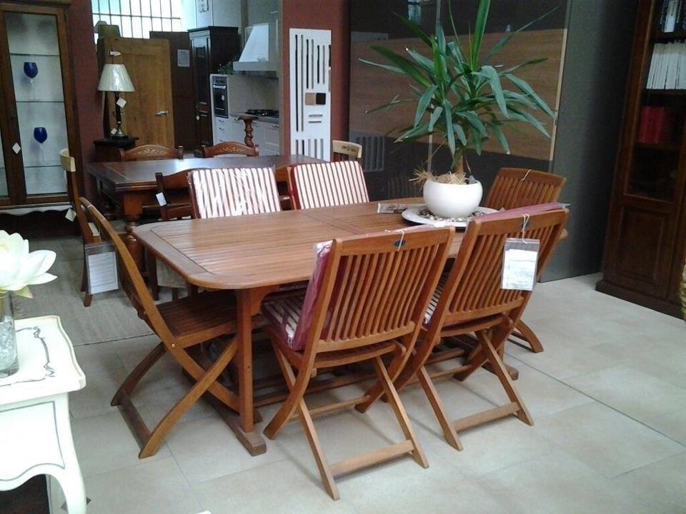 Sconto arredamento esterni tavoli a prezzi scontati for Arredamento tavoli