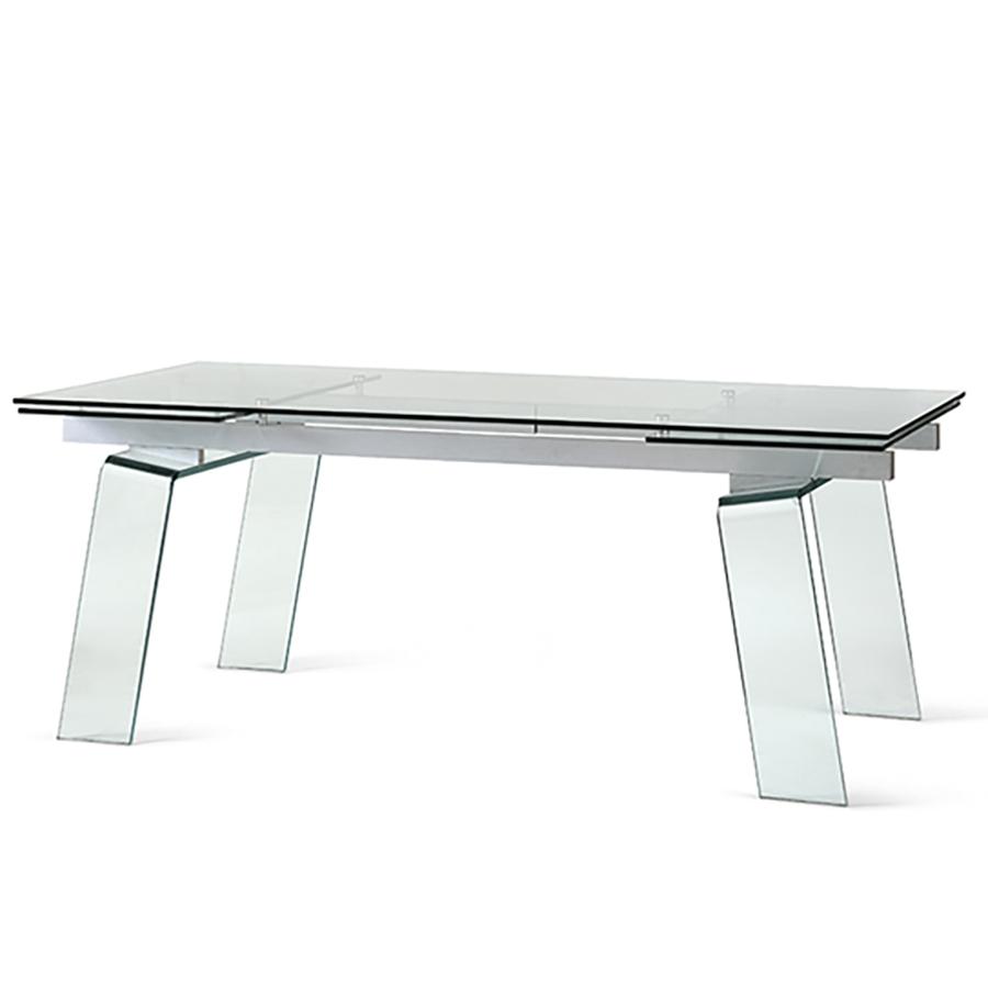Target tavolo crystal rettangolari rettangolari for Target tavoli