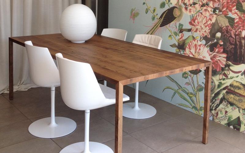 Tavoli rettangolari mdf scontati del 10 tavoli a prezzi for Tavoli rettangolari moderni