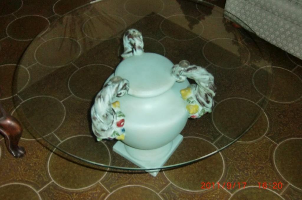 Tavolino Da Salotto In Ceramica Nina Pictures to pin on Pinterest