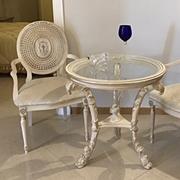 Tavolino e sedie Florence Art