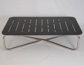 Tavolino Extra Zanotta in legno Pieghevole