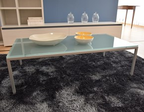 tavolino vetro sabbiato in offerta