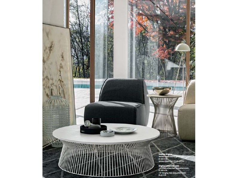 Tavolino tomasella modello brigitte for Dimensione casa arredamenti