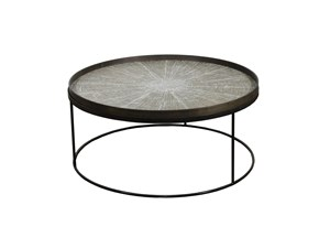 Tavolino White slice Notre Monde