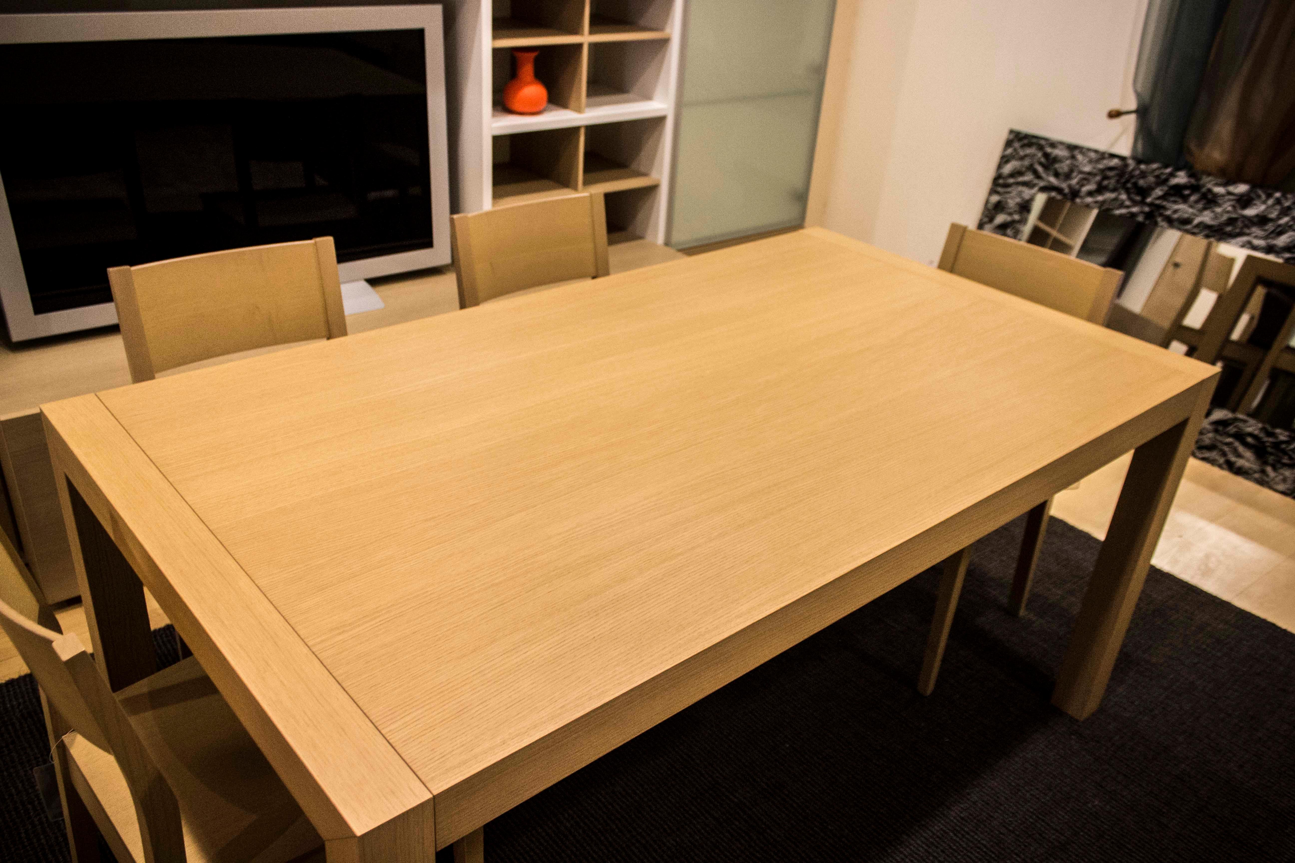tavolo + 4 sedie magic ditta veneta cucine sconto 60% - tavoli a ... - Tavolo Veneta Cucine