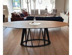 Tavolo Acco Miniforms in legno Fisso