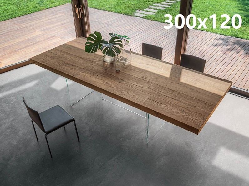 Tavolo Air 300x120 Lago In Offerta Outlet