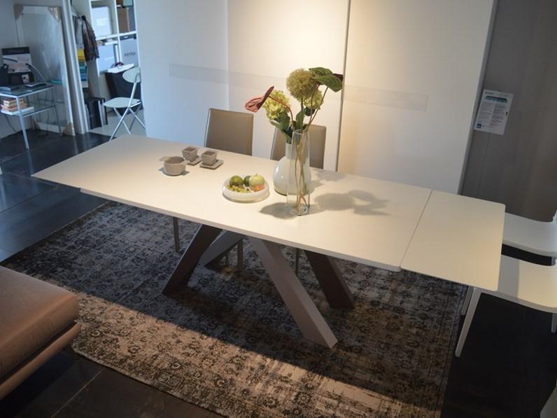 Tavolo allungabile Big table Bonaldo a prezzo scontato