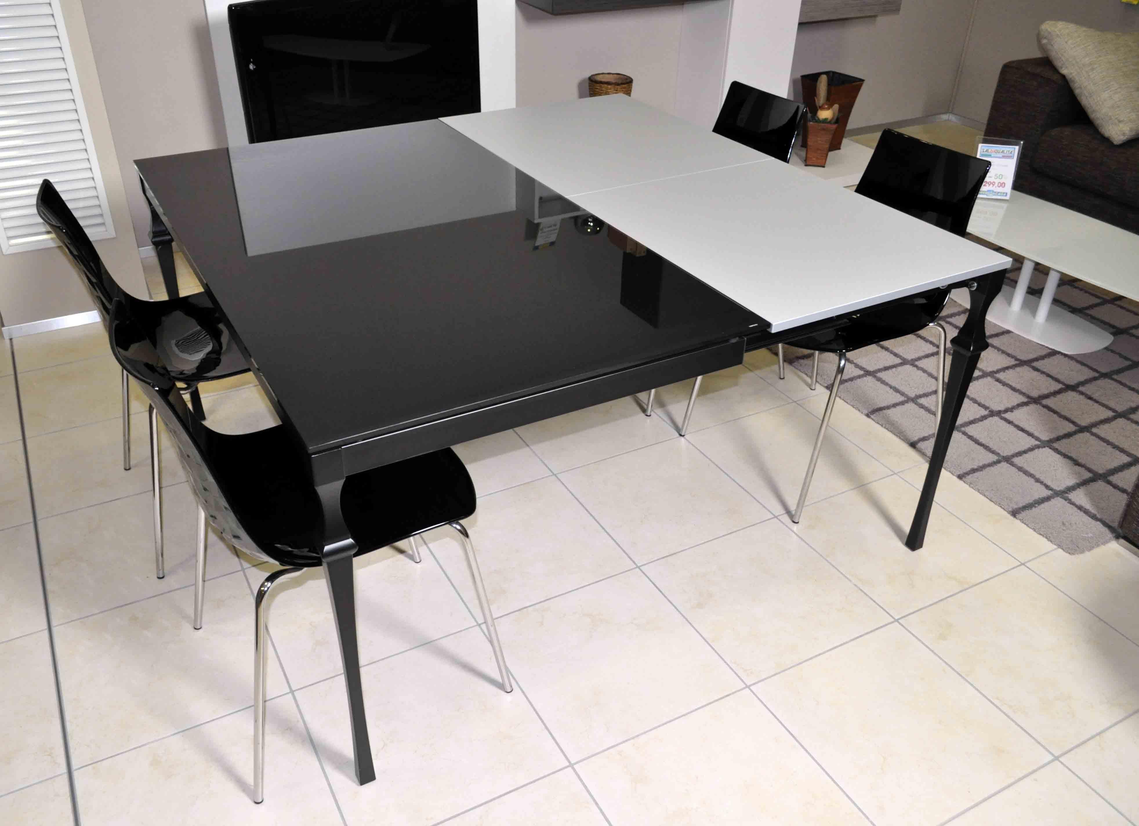 Bontempi casa tavolo corinto plus allungabile offerta   tavoli a ...