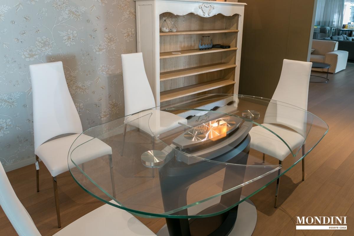 Tavolo allungabile calligaris modello orbital scontato del for Tavoli e sedie calligaris prezzi