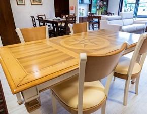 Tavolo allungabile Florenzia Accademia del mobile a prezzo ribassato