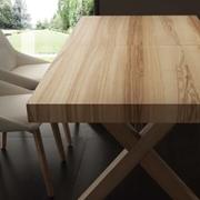 Tavolo allungabile in frassino modello Leonardo