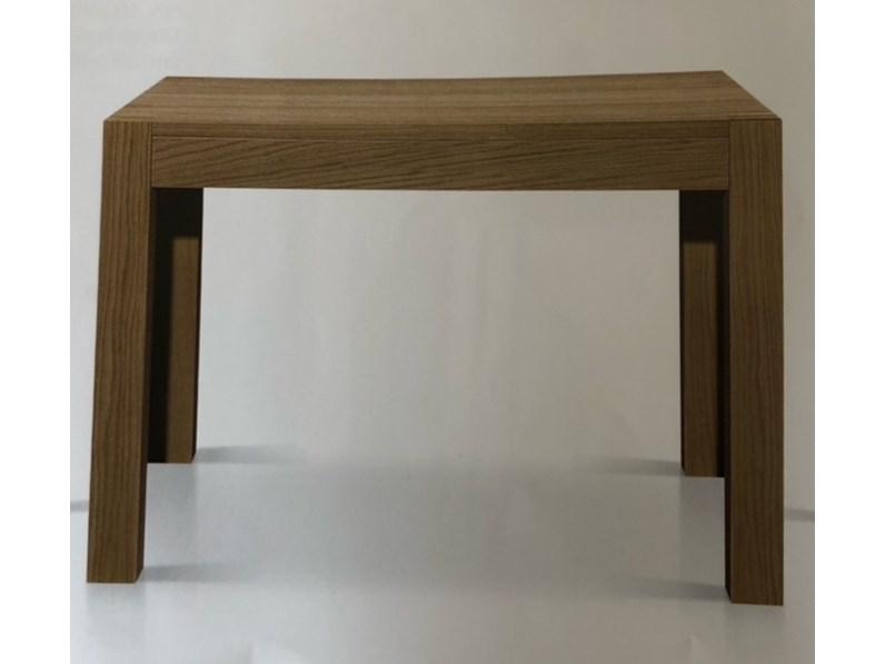 Tavolo allungabile in legno massello di artigiani veneti for Tavolo allungabile offerta