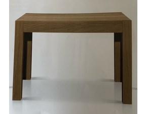 Tavolo allungabile in legno massello di Artigiani Veneti in Offerta Outlet