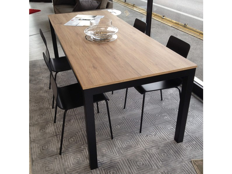 Tavolo Allungabile Industrial Action Table 160(280)x90 cm -34 ...