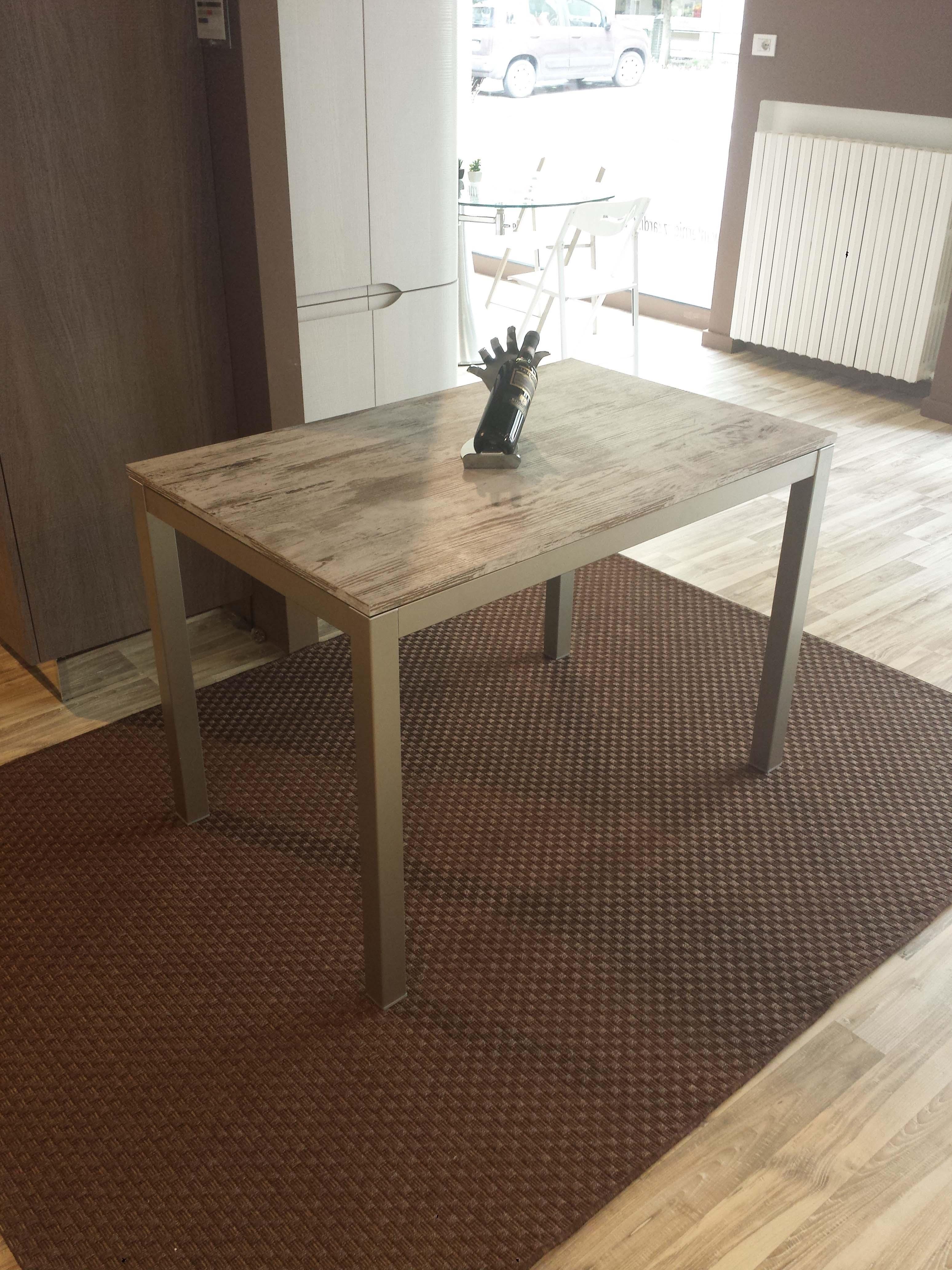 Tavolo Kitchen Rettangolare Allungabile Laminato - Tavoli ...