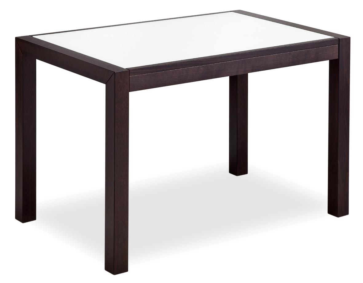 Tavolo allungabile in legno e vetro rosy 2 scontato - Tavolo legno vetro allungabile ...