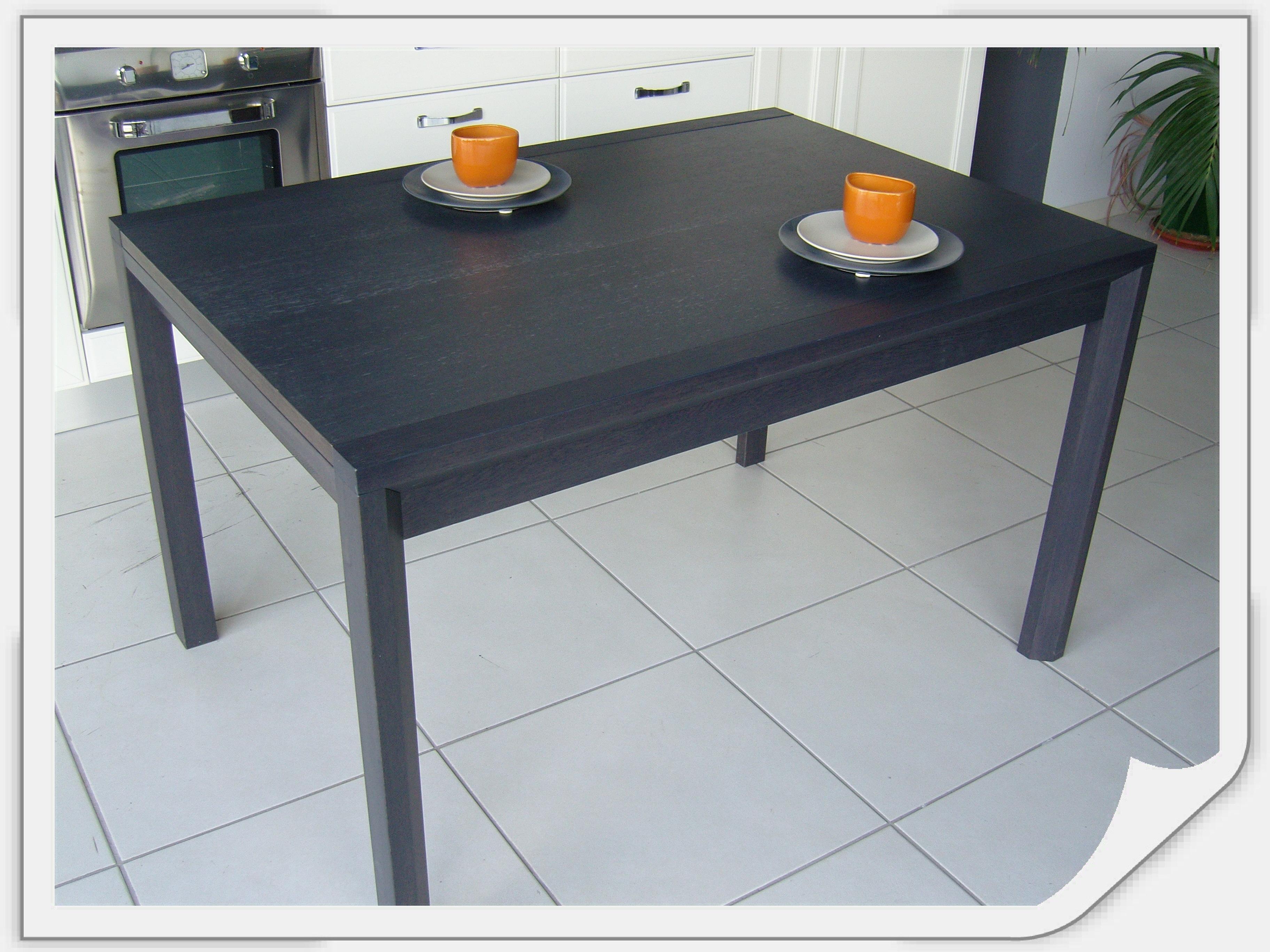 Tavolo treviso ged cucine rettangolare allungabile - Tavolo legno allungabile prezzi ...