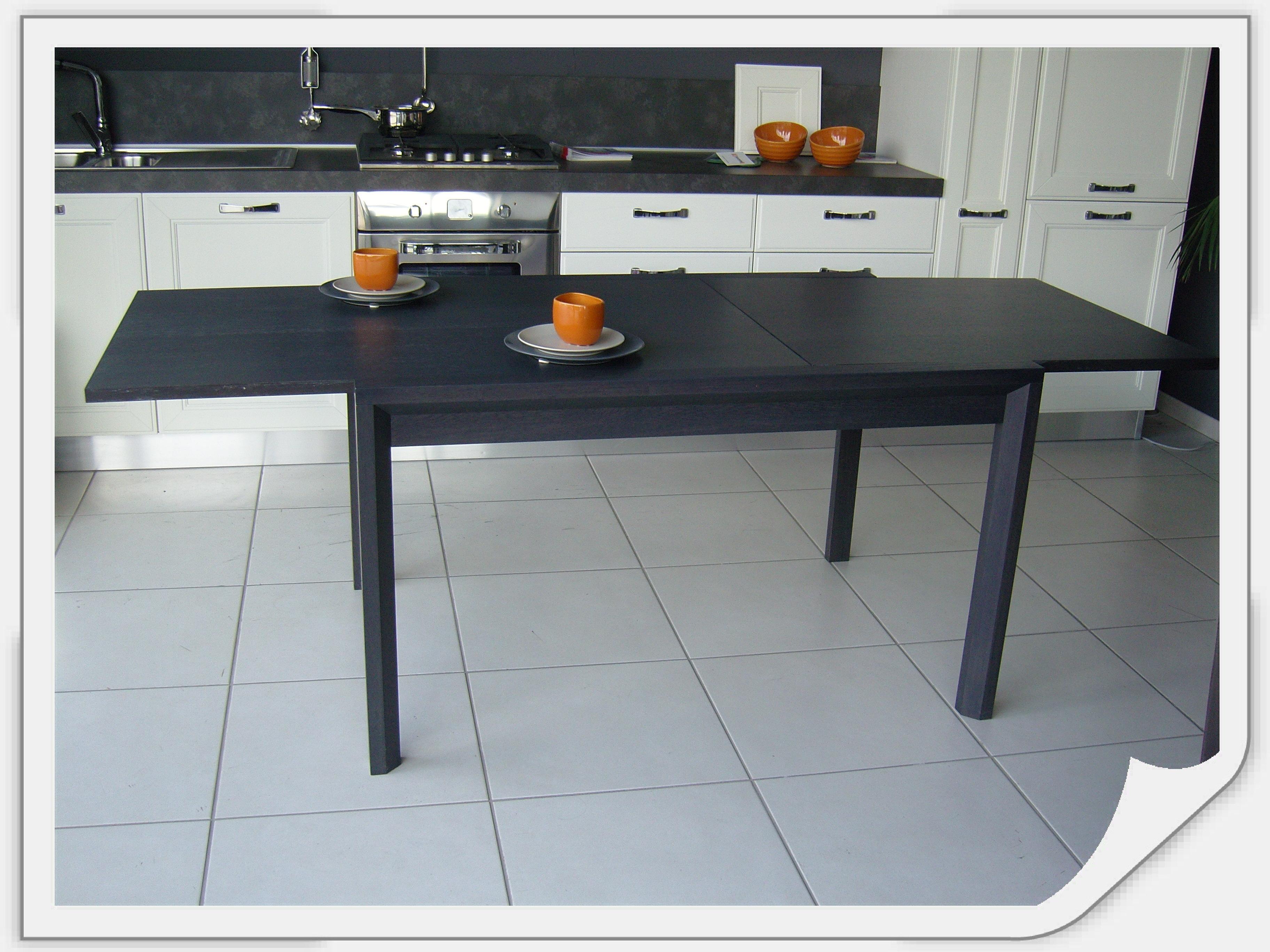Tavolo treviso ged cucine rettangolare allungabile scontato del 42 tavoli a prezzi scontati - Ged cucine treviso ...