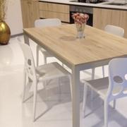 prezzi tavoli con il piano in laminato - Tavolo Allungabile Con Sedie