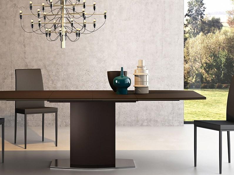 Tavolo arredo3 modello samara tavoli a prezzi scontati for Dimensione casa arredamenti