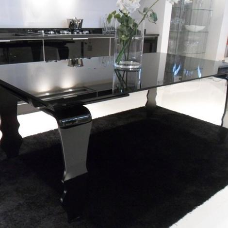 Tavolo allungabile nero - Tavoli a prezzi scontati