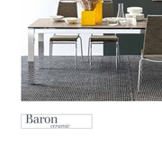 Tavolo allungabile in OFFERTA modello Baron ceramica