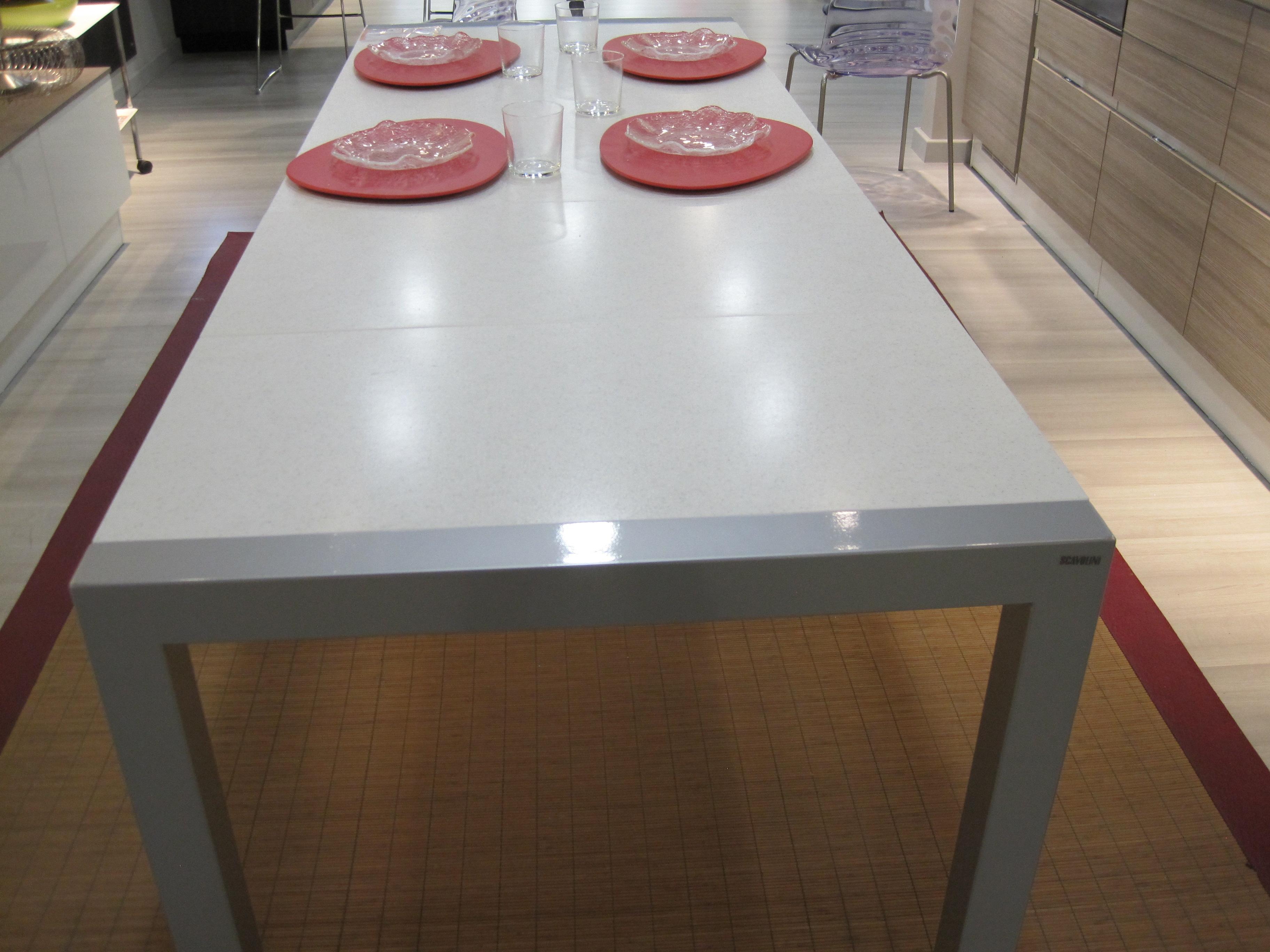 Tavolo allungabile quadrifoglio tavoli a prezzi scontati - Tavolo scavolini quadrifoglio ...