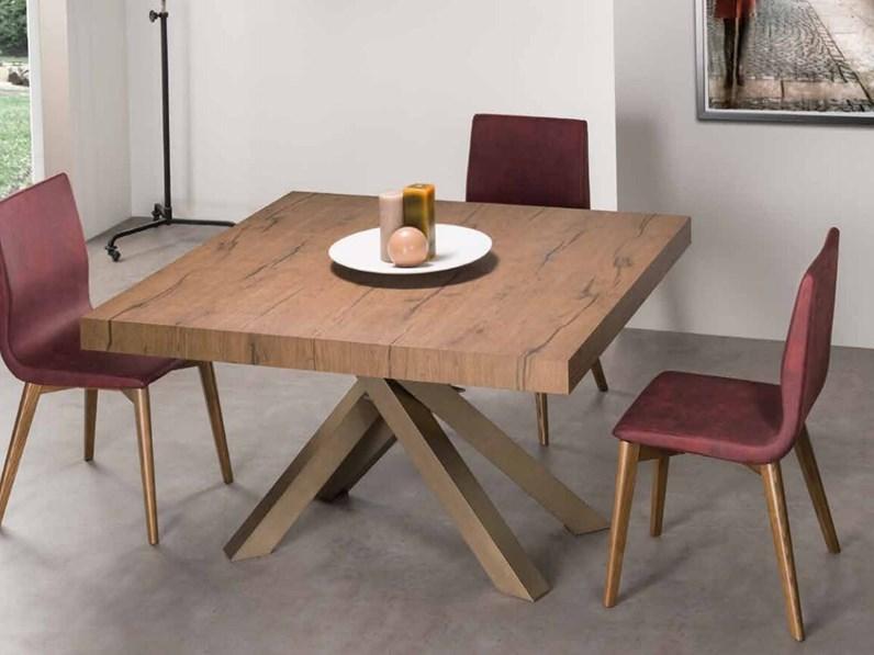 Tavolo allungabile quark 130 idema casa a prezzo ribassato for Piani domestici di 2000 piedi quadrati