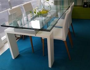 Tavolo allungabile Tavolo con 4 sedie tonin Tonin casa a prezzo scontato