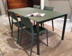 Tavolo allungabile Thin-k Kristalia a prezzo ribassato