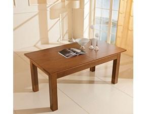 Tavolo allungabile Wood  Benedetti a prezzo ribassato