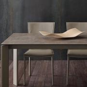 tavolo modello CERAMIQUE_LA SEGGIOLA, 140x90cm,